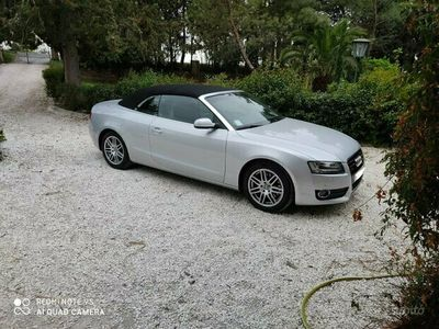 usata Audi A5 Cabriolet 3.0 TDI