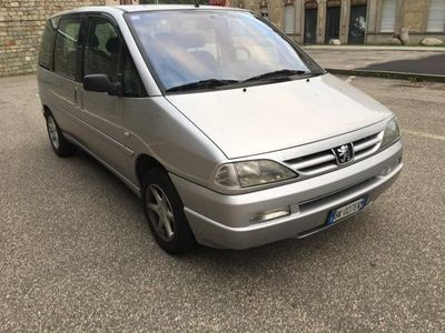 second-hand Peugeot 806 2.0 turbodiesel HDi cat ST