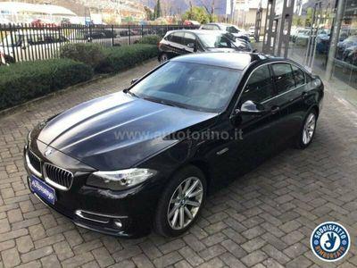 usata BMW 520 Serie 5 berlina d xdrive Luxury 184cv auto E6