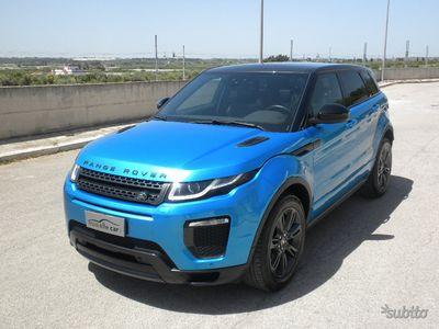 begagnad Land Rover Range Rover evoque Dynamic HSE 180cv Aut. - 2018