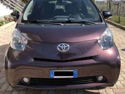 used Toyota iQ
