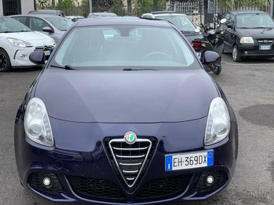 gebraucht Alfa Romeo Giulietta 1.6 Multijet anno 2013