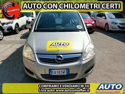 used Opel Zafira 1.6 METANO COSMO 95.000KM