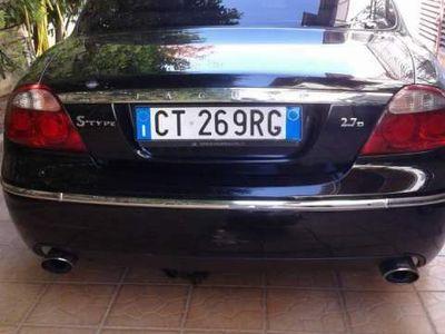 usata Jaguar S-Type 27d v6 bt colore nero