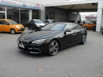usata BMW 640 d xDrive Gran Coupé Luxury Line