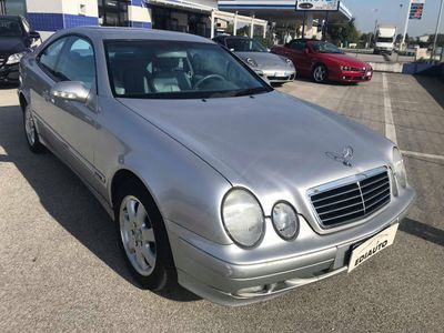 usata Mercedes CLK200 Kompressor cat Avantgarde Evo
