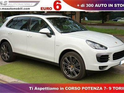 usata Porsche Cayenne 3.0 Diesel platinum edition Off Road Tetto panora