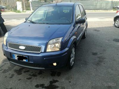 brugt Ford Fusion - 2006.tdci.1.6.90cv.titanium