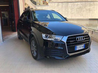 usata Audi Q3 2.0 TDI 150 CV S tronic quattro s line