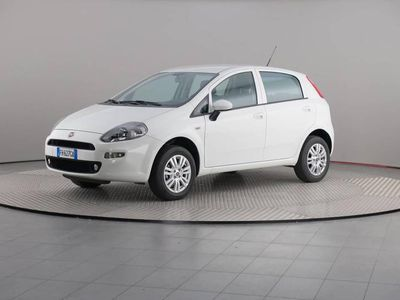 usata Fiat Punto 1.4 Natural Power Lounge 70cv Eu6