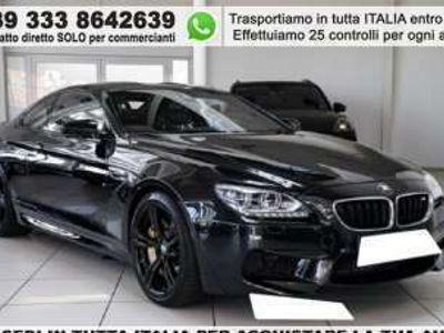 usata BMW M6 Coupé Benzina