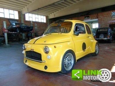 usado Fiat 500 base 110 F / II, veicolo elaborato con assetto tuning, non omologato, da collezione, esposizione o pista