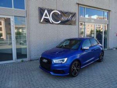 usata Audi S1 SPB 2.0 TFSI quattro GUSCI-BOSE Benzina
