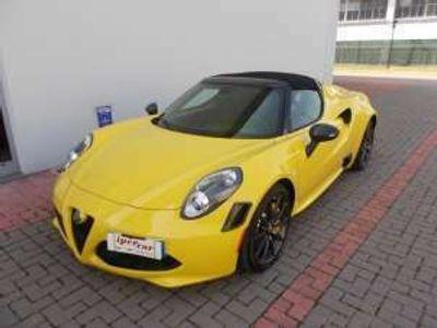 usata Alfa Romeo 4C 1750 TBi Spider CARBON EDITION EDIZIONE LIMITATA Benzina