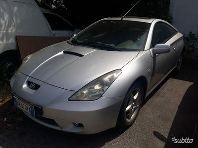 brugt Toyota Celica 1.8 Benzina~140.000~GARANZIA~2000
