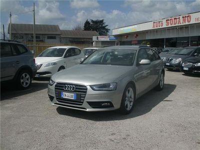 usata Audi A4 Avant 2.0 TDI 143CV Advanced Plus S-tronic
