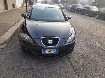 brugt Seat Leon cc 1.6 GPL anno 2009