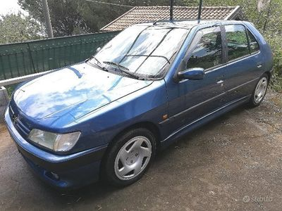 usata Peugeot 306 XSI 2000 benzina