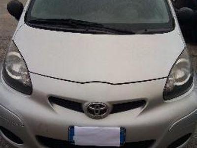 usata Toyota Aygo 2ª serie - 2011