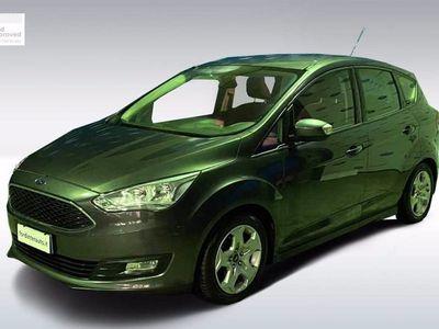 usata Ford C-MAX 1.6 120CV GPL Plus