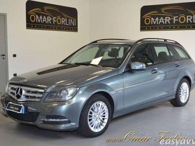 usata Mercedes C220 S.W.CDI AVANTGARDE BLUEEF.AUTO 170CV FULLKM215.000