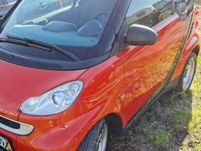 usata Smart ForTwo Cabrio 800 33 kW pure cdi