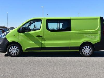 usado Opel Vivaro 2.0 CDTI 120CV 6 P. L2H1 Autocarro