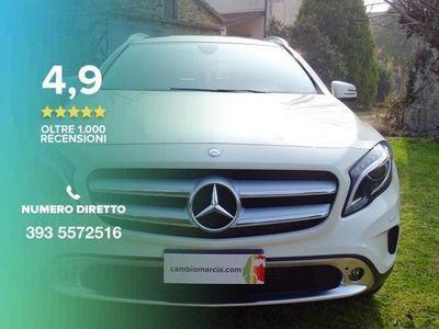 brugt Mercedes GLA200 CDI Automatic Enduro