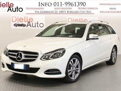 used Mercedes E220 E 220 CDI S.W. PremiumCDI S.W. Premium