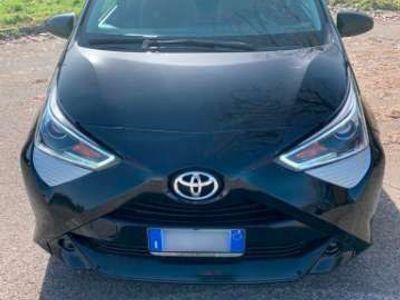 usata Toyota Aygo 1.0 benzina 2019