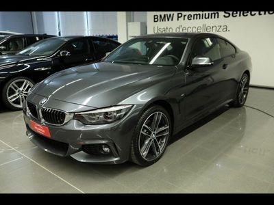 usata BMW 420 Serie 4 Coupé (F32) d xDrive Coupé Msport