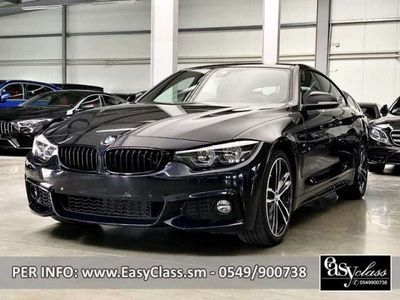 usata BMW 420 Gran Coupé i Msport aut. NAVI LED CRUISE TETTO