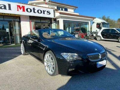 usata BMW M6 Cabriolet serie 6