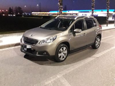 brugt Peugeot 2008 HDI 1.6 diesel