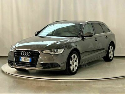 usata Audi A6 2.0 TDI 177cv Multitronic Business