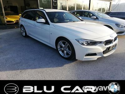 usado BMW 320 Serie 3 Touring d Msport