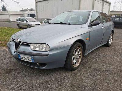 usata Alfa Romeo 156 1.8 16V Twin Spark Sportwagon Progre