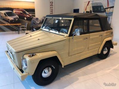 gebraucht VW 181 Pescaccia1600 permute