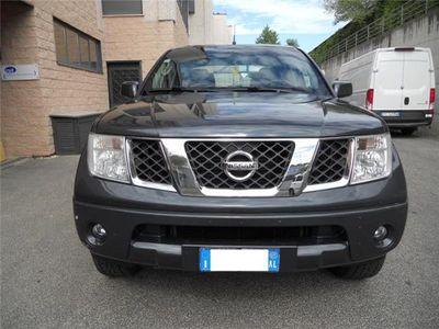 usata Nissan Navara 2.5 dCi 4WD Double Cab LE