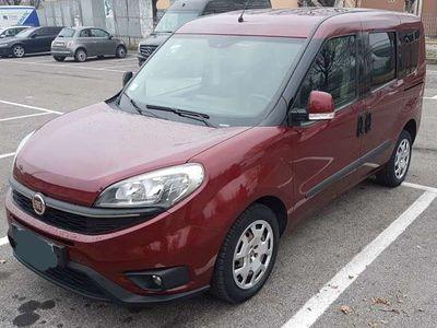 käytetty Fiat Doblò 1.6 MJT 16V 120CV Lounge Maxi