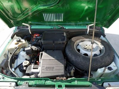 käytetty Fiat Panda 4x4 1100 i.e. cat Van