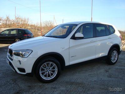 usado BMW X3 xDrive20d 190cv