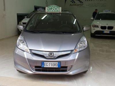 brugt Honda Jazz Hybrid 1.3 i-DSi i-VTEC Elegance