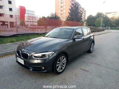 usata BMW 116 Serie 1 d 5p. Sport (Rif.40)