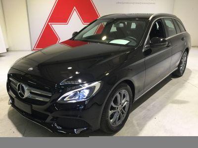used Mercedes C220 CLASSE C SWd S.W. Auto Sport
