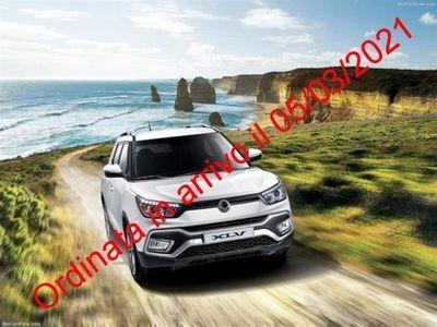 usata Ssangyong XLV 1.6 4WD BI-FUEL GPL DREAM AUT. DEL 2020