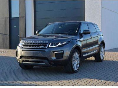 usata Land Rover Range Rover evoque 2.0 TD4 4WD Pure 2015