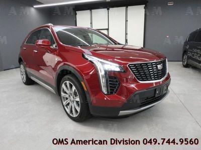 usata Cadillac XT5 3.6L V6 AWD AT Platinum nuova a Albignasego
