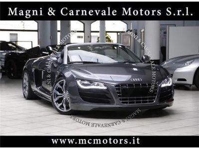 usata Audi Cabriolet SPYDER V10 - SERVICE COMPLETI - PNEUMATICI NUOVI