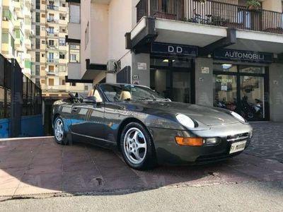 usata Porsche 968 Cabrio cat Cabriolet usato